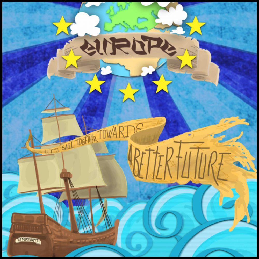 Exposición en el Parlamento Europeo, Bruselas