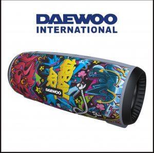 Diseñador de altavoz Daewoo DBT- 10