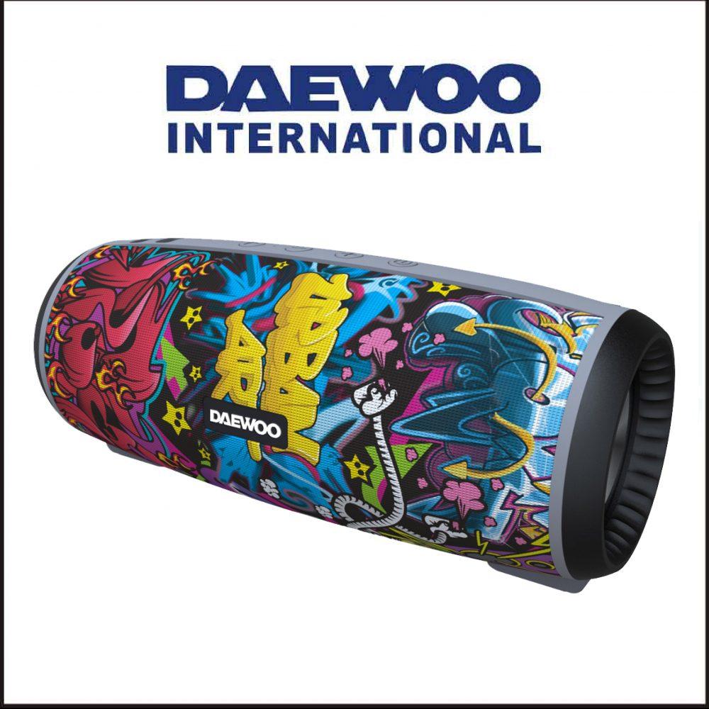 Diseñador de radio Daewoo DBT- 10