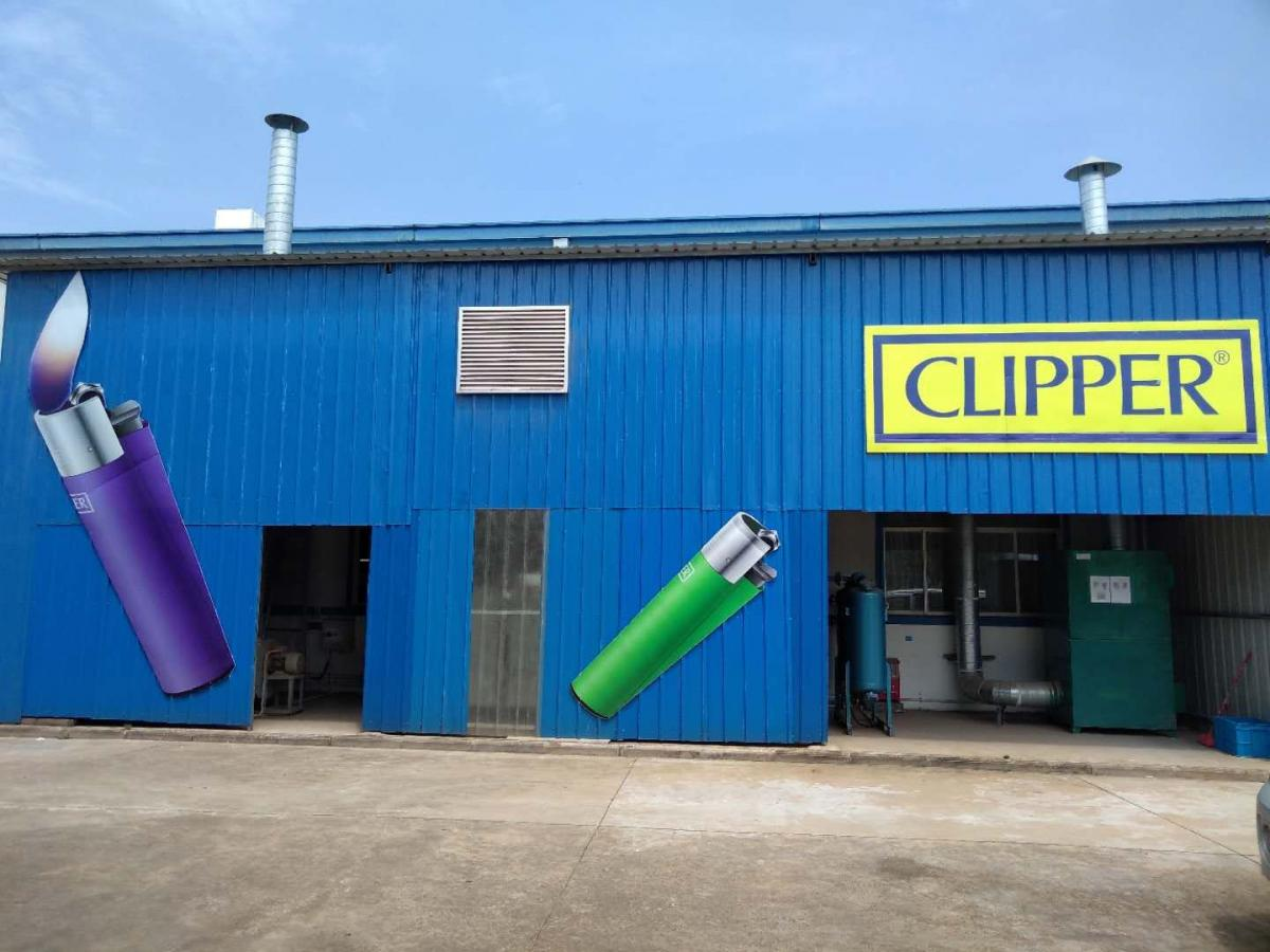 Clipper China Factory 1
