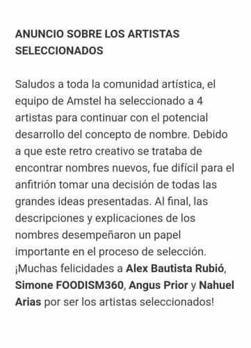 Winner Creative Invite Amstel