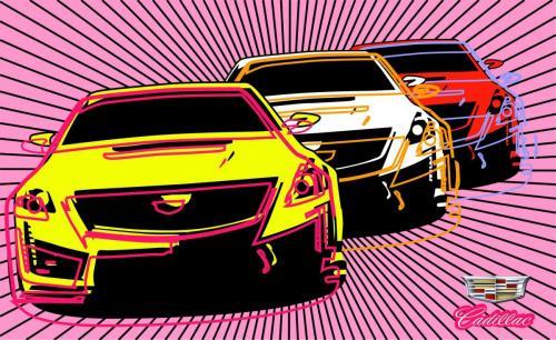 Cadillac race