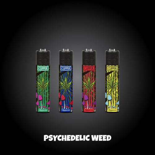 Psychedelic Weed CP11