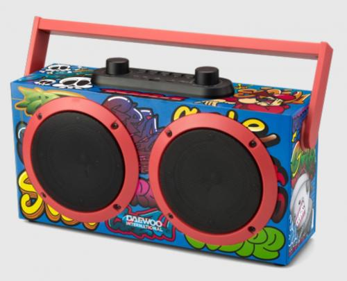 Radio Daewoo 1